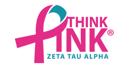 "Zeta Tau Alpha ""thinks pink"" in week-long event"
