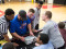 Students suffer injuries during intramural game