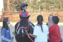 More than Just Horsing Around: Hippotherapy Gives Hope